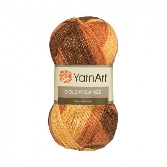 YarnArt Gold Melange Ebruli El Örgü İpi - 9505