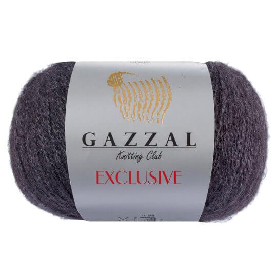 Gazzal Exclusive Gri El Örgü İpi - 9909