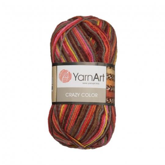 YarnArt Crazy Color Ebruli El Örgü İpi - 150