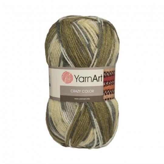 YarnArt Crazy Color Ebruli El Örgü İpi - 15999