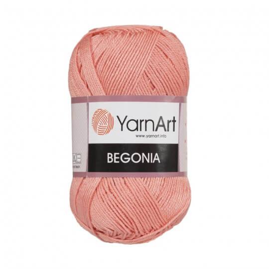 YarnArt Begonia 50gr Somon El Örgü İpi - 0329