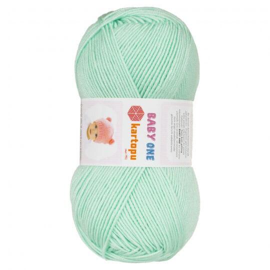 Kartopu Baby One Su Yeşili Bebek Yünü - K507