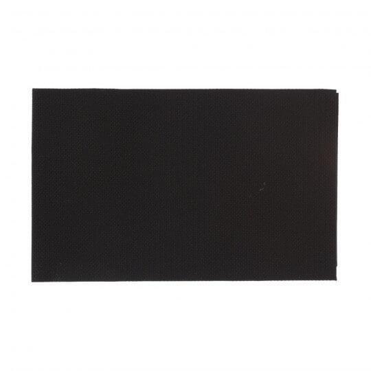 RTO Baltic 39 x 45 cm 18 ct Siyah Parça Etamin Kumaşı - AIDA18-095