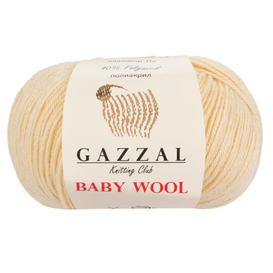 Gazzal Baby Wool Ekru Bebek Yünü - 829