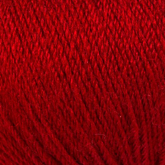 Gazzal Baby Wool Bordo Bebek Yünü - 816
