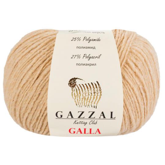 Gazzal Galla Bej El Örgü İpi - 58