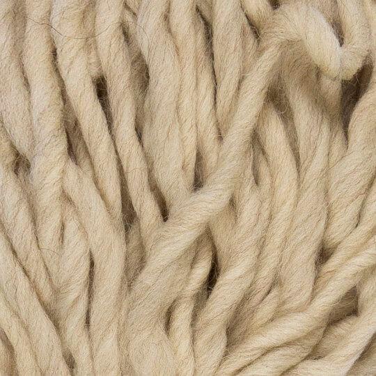 Gazzal Pure Wool Bej El Örgü İpi - 5247