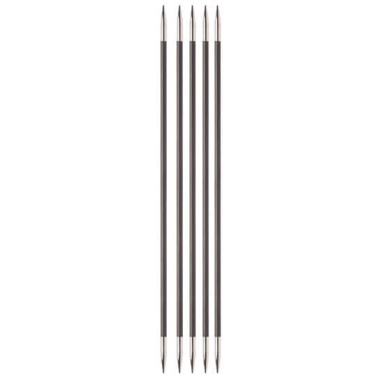 KnitPro Karbonz 3.5mm 20cm Çorap Şişi - 41130