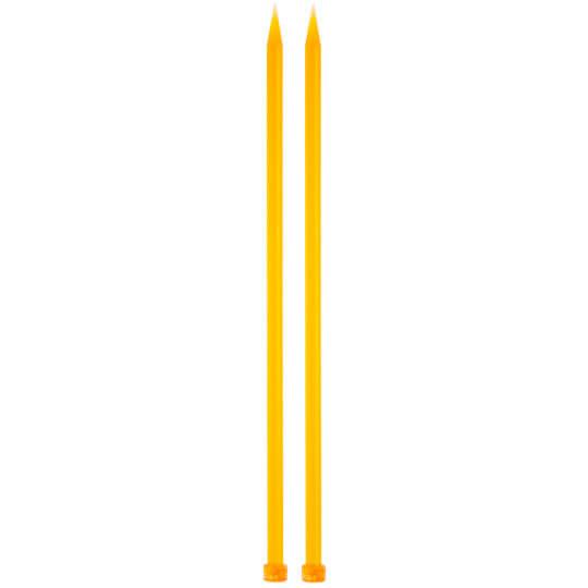 KnitPro Trendz 10mm 35cm Örgü Şişi - 51218