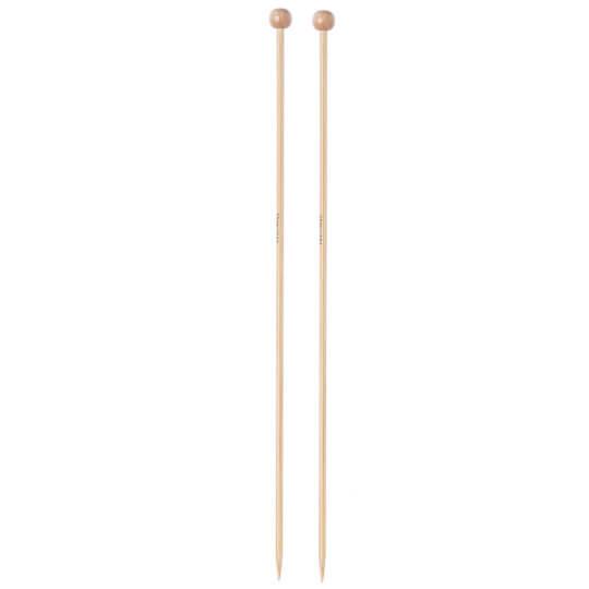 Addi Premium 10mm 25cm Bambu Örgü Şişi - 5007025-100000