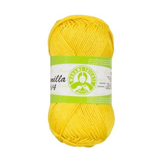 Örenbayan Camilla 50gr Sarı El Örgü İpi - 5530 - 340
