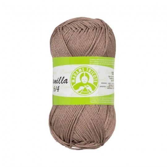 Örenbayan Camilla 50gr Kahverengi El Örgü İpi - 5322 - 340