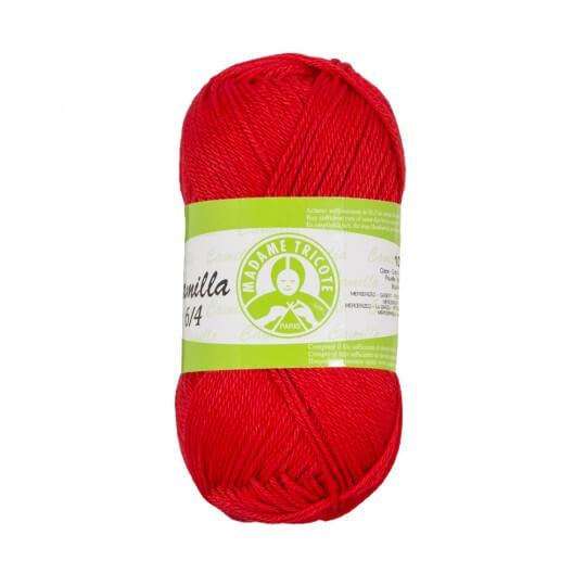 Örenbayan Camilla 50gr Kırmızı El Örgü İpi - 5319 - 340