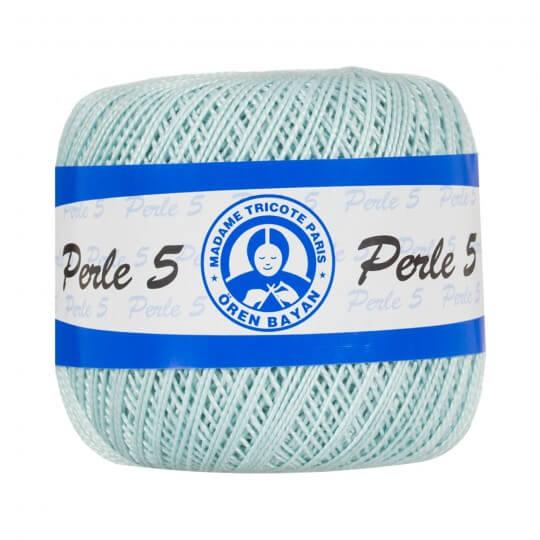 Örenbayan 5/2 Perle No: 5 Mavi Dantel İpliği - 6363 - 359