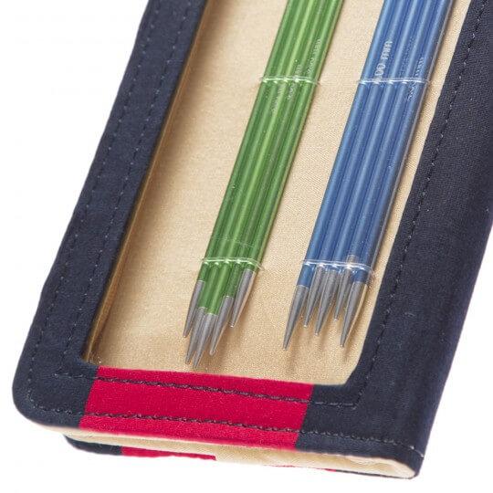 KnitPro Zing 15 cm Çorap Şişi Seti - 47401
