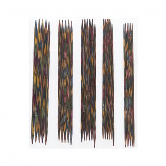 KnitPro Symfonie 15 cm Çorap Şişi Seti - 20651