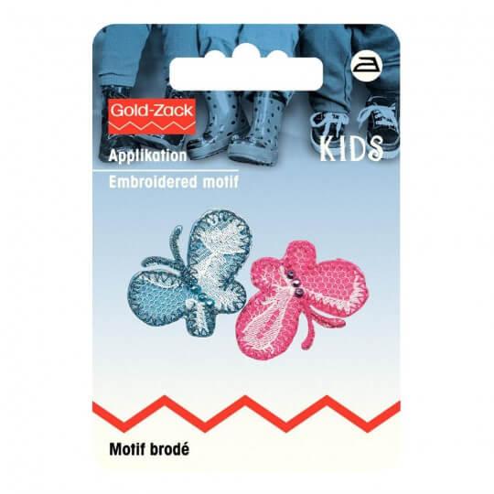 PRYM Küçük Kelebekler Desenli Aplike - 925267