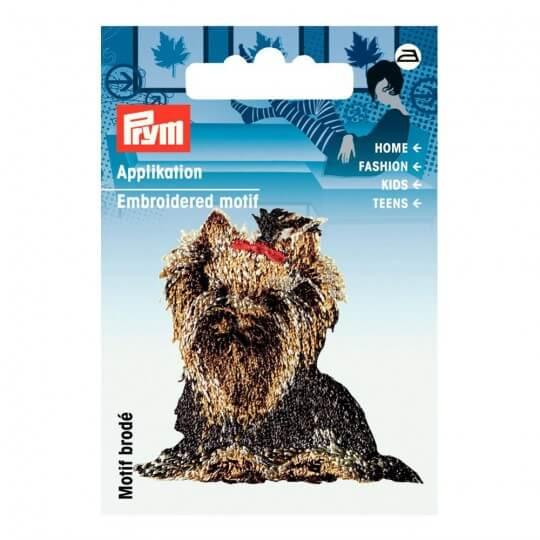 PRYM Terrier Köpek Desenli Aplike - 925577