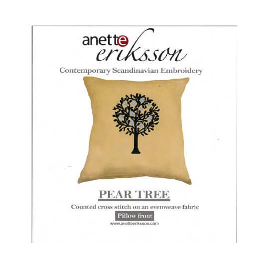 Duftin 46x46 Cm Ağaç Desenli Yastık Çin İğnesi Nakış Kiti -04058-aa1070