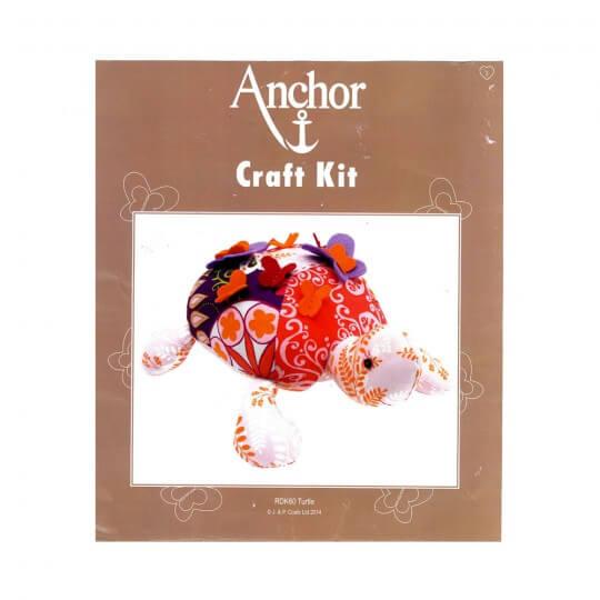 Anchor Craft Kit Kaplumbağa Oyuncak Kiti - RDK60