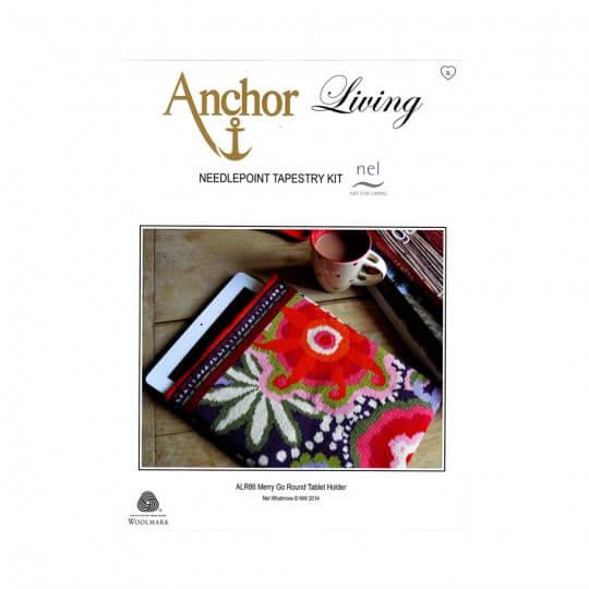 Anchor Living Tablet Kılıfı Kanaviçe Nakış Kiti - ALR86