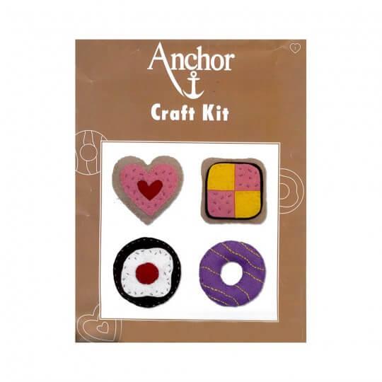 Anchor Craft Kit Cupcake Kiti - RDK62B