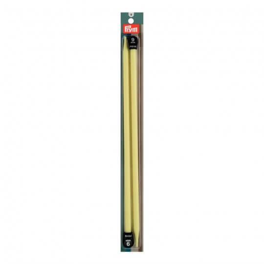 PRYM 9 mm 35 cm Plastik Örgü Şişi - 218261