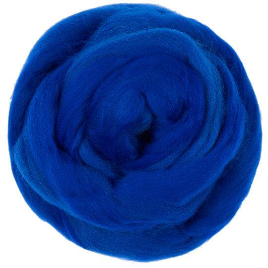Gazzal Felt Wool Mavi Yün Keçe - 6113