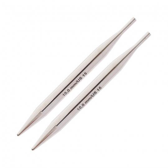 Addi Click Basic 10mm Misinalı Şiş Ucu - 656-2