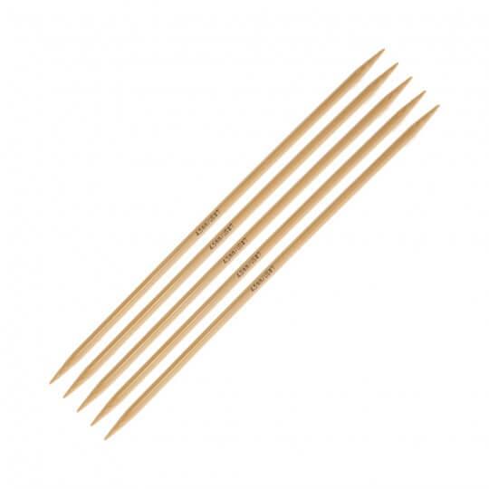 Addi Bambus 4,5mm 20cm Bambu Çorap Şişi - 501-7