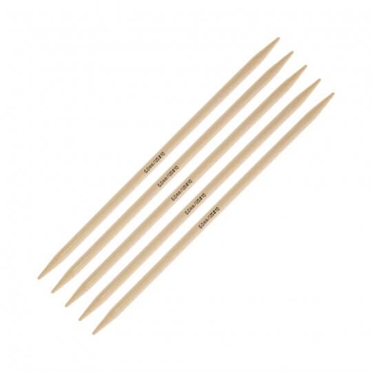 Addi Bambus 6mm 20cm Bambu Çorap Şişi - 501-7