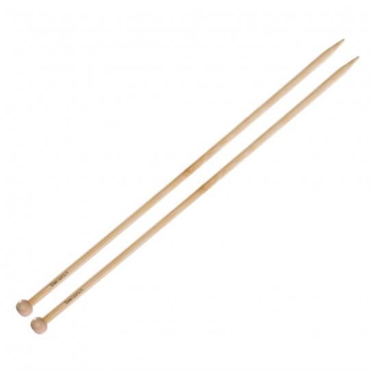 Addi Bambus 7mm 35cm Bambu Örgü Şişi - 500-7