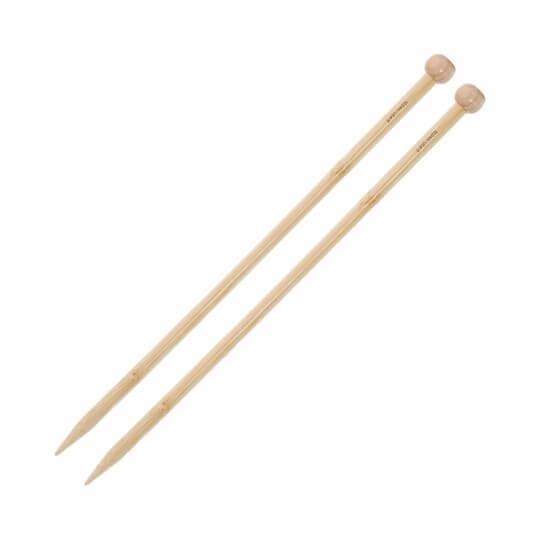 Addi Bambus 10mm 35cm Bambu Örgü Şişi - 500-7