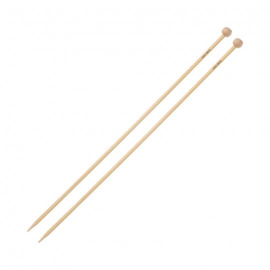 Addi Bambus 5mm 35cm Bambu Örgü Şişi - 500-7