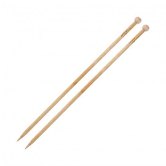 Addi Bambus 8mm 35cm Bambu Örgü Şişi - 500-7