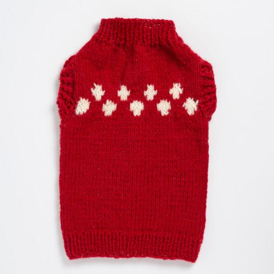 Kartopu Elite Wool Kırmızı El Örgü İpi - K420