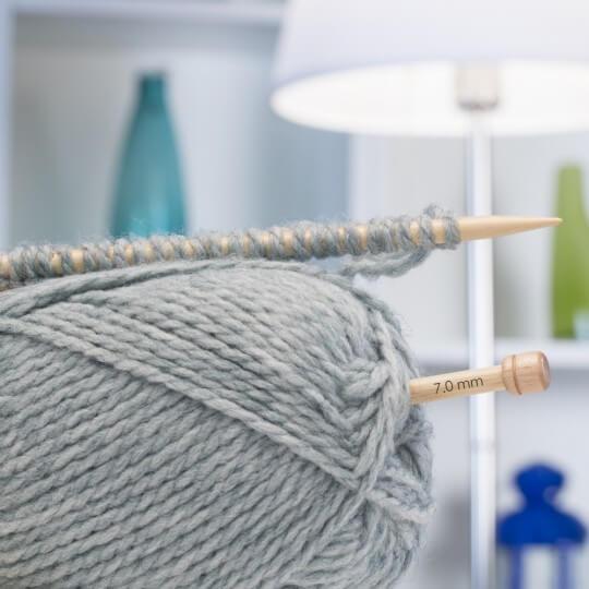 Kartopu Melange Wool Krem El Örgü İpi - K025