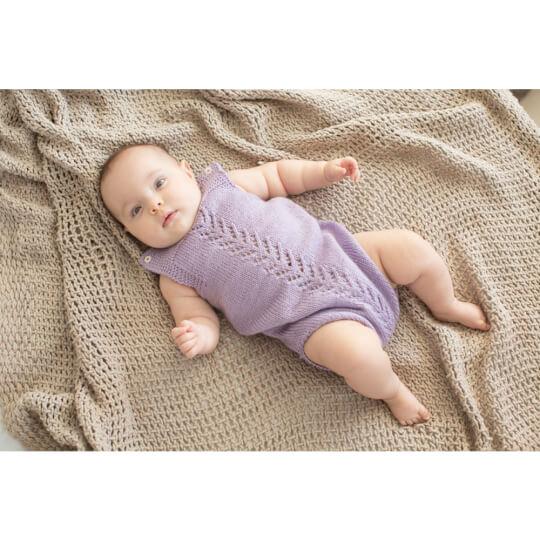 Himalaya Medical Baby Beyaz El Örgü İpi - 79201