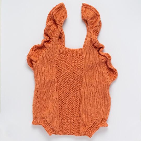Gazzal Organic Baby Cotton Kahverengi Bebek Yünü - 433