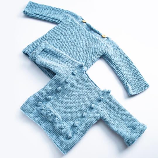 YarnArt Jeans Mor El Örgü İpi - 50