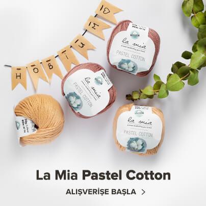 La mia Pastel Cotton