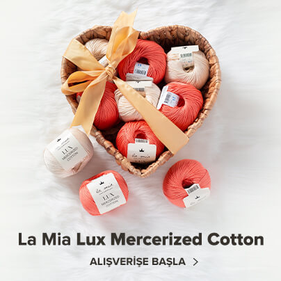 La Mia Mercerized Cotton
