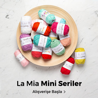 La Mia Mini Yarns