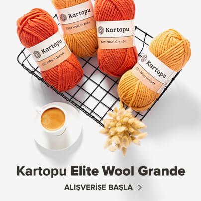 Kartopu Elite Wool - Wool Grande