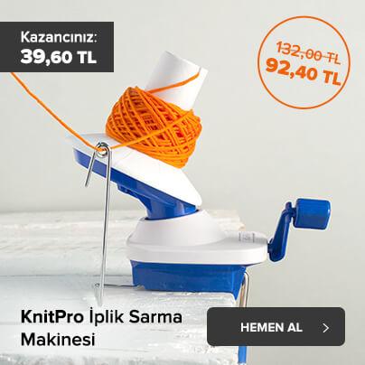 Knitpro İplik Sarma Makinası