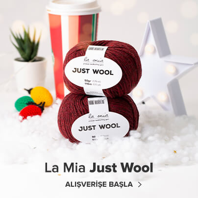 La Mia Just Wool