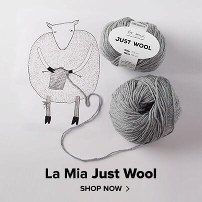 just wool