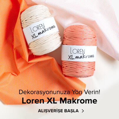 Loren XL Makrome