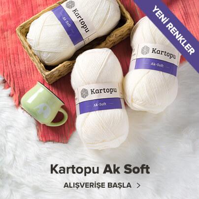 Ak-Soft Yeni Renkler