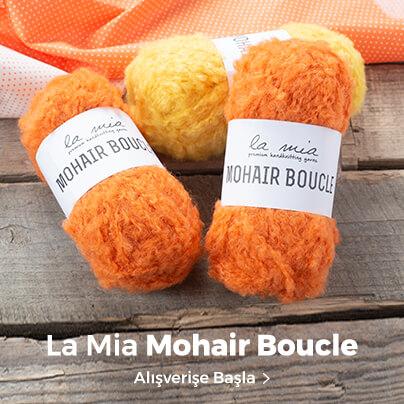 La Mia Mohair Boucle